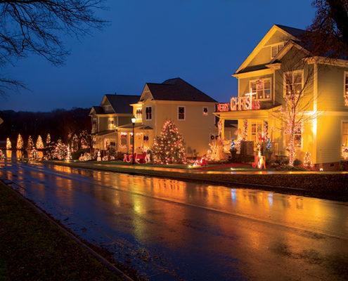 Christmas Town 2019.Christmas Town Usa Mcadenville