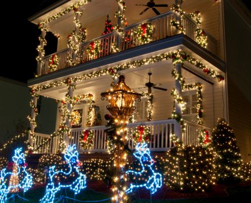 Christmas Town Usa.Christmas Town Usa Mcadenville